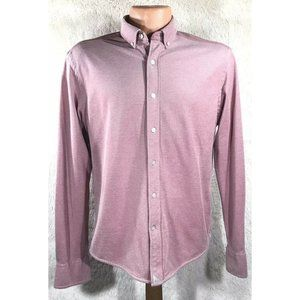 UNTUCKit Cool Max Button Up Dress Shirt Size Small